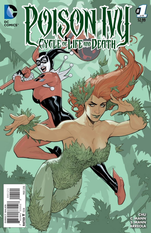 POISON IVY CYCLE OF LIFE & DEATH #1-2