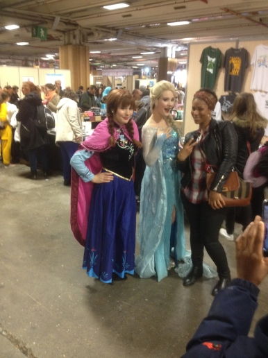 cosplay-frozen