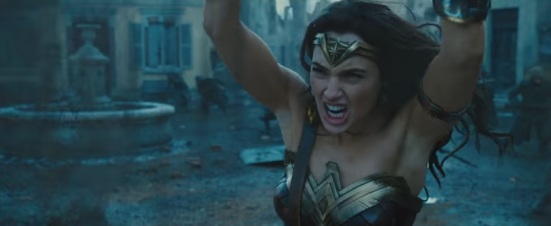 WONDER WOMAN - Action