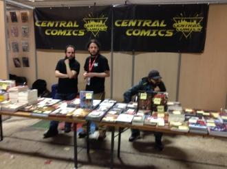 central comics