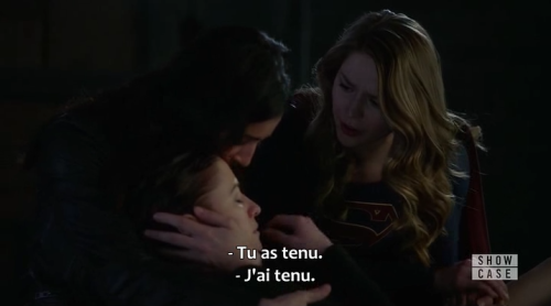 Supergirl S02E19 Head