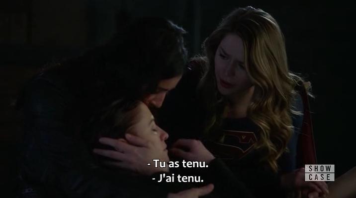 Supergirl S02E19 Head