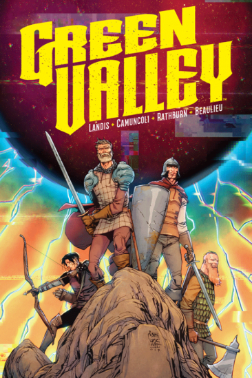 DELCOURT_COMICS-FCBDFr2018_Green_Valley_TMP
