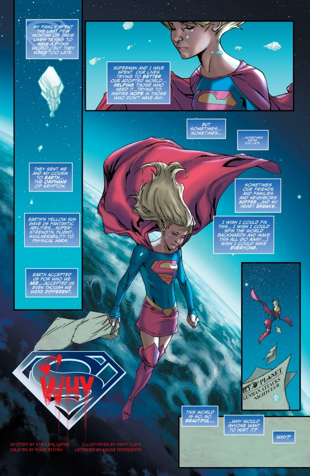 Love is Love -Supergirl